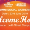 Alumni Social Gathering Welcome Home